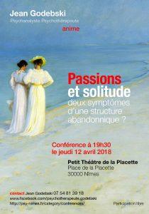 Passion-solitude-abandonnique-fantasme-conférence-godebski-psy-nimes